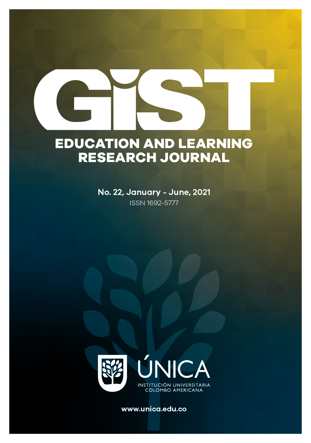 View No. 22 (2021): GiST Education and Learning Research Journal